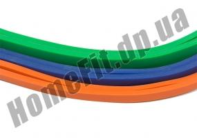 Резиновые петли для фитнеса и тренировок в наборе из 3 шт: фото 2
