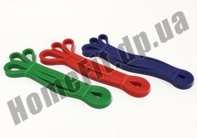 Резиновые петли XXS синяя сопротивление 2-15 кг: фото 1