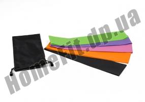 Резиновые петли (кольца) LOOP BANDS, комплект (5 шт): фото 3