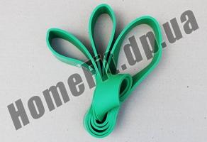 Резиновые петли L зеленая резинка для подтягиваний