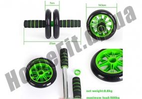 Ролик для пресса Ab Wheel (колесо-триммер): фото 5