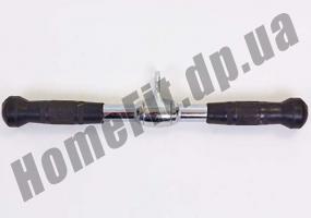 Ровная рукоять для тренажера 40 см ТА-5703: фото 2