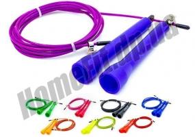 Скакалка скоростная для кроссфит Ultra Speed Cable Rope 2: фото 4