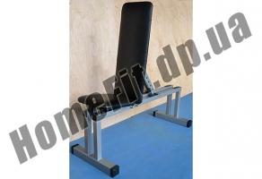 Скамья регулируемая MP-0025 углы наклона спинки и сиденья
