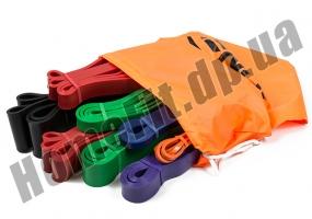 Спортивная резина для тренировок - набор Maxi (8 шт) фото 1