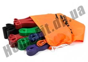 Спортивная резина для тренировок - набор Maxi (8 шт) фото 2