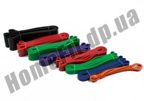 Спортивная резина для тренировок - набор Maxi (8 шт) фото 4