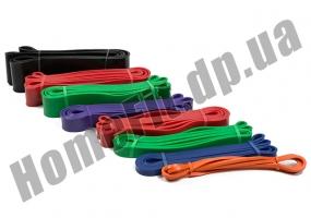 Спортивная резина для тренировок - набор Maxi (8 шт) фото 5