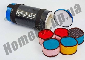 Мешок (сумка) для кроссфита Power Bag от 5 до 20 кг: фото 4