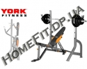 Скамья для жима York Diamond Olympic Bench 45027