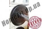 125 кг блинов и гантели 2х20 кг (УЦЕНКА - Б/У) купить в Киеве и Львове