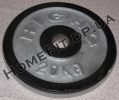 Блин хромированный олимпийский 20 кг (52 мм)