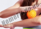 Мячик массажный Tonus мягкий 8÷10 см: фото 6