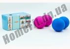 Двойной массажный мячик DuoBall: фото 1