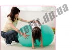 """Мяч для фитнеса """"арахис"""" King Lion 45х90 см: фото 7"""