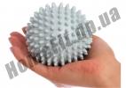 Мячик массажный Tonus 9 см с шипами: фото 4