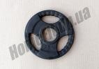 Блин литой 2,5 кг для штанги (52 мм) серии SL: фото 1