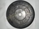 Блин (диск) обрезиненный 10 кг (26 мм)