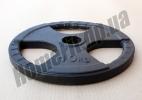 Блин литой 10 кг для штанги (52 мм) серии SL: фото 4