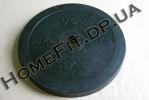 Блин резина 20 кг (25/30/52 мм)
