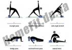 Йога блок EVA (кирпич для йоги) фото 7