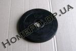 Блин резина 2,5 кг (25/30/52 мм)