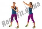 Лента для фитнеса эластичная 2,5 м: фото 8