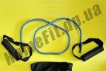 Эспандеры Resistance Bands от 2 до 23 кг с ручками: фото 3