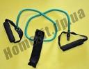 Эспандеры Resistance Bands от 2 до 23 кг с ручками: фото 4