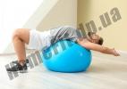 Фитбол FiBa 65 см комбинированный: фото 7