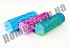 Ролик пенный для массажа Foam Roller 45 см фото 2