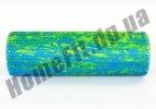 Ролик пенный для массажа Foam Roller 45 см фото 4