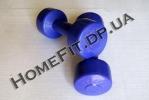 Гантели для фитнеса Титан 1,5 кг Украина