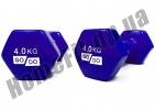 Гантели для фитнеса GoDo 4 кг: фото 4