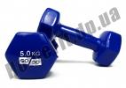 Гантели для фитнеса GoDo 5 кг: фото 3