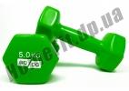 Гантели для фитнеса GoDo 5 кг: фото 1