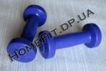 """Ряд гантелей для фитнеса """"Титан"""": вес 0,5 кг"""