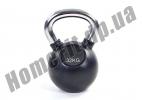 Гиря ZS для кроссфита и функционального тренинга от 2 до 36 кг (обрезиненная): фото 6