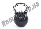 Гиря ZS для кроссфита и функционального тренинга от 2 до 36 кг (обрезиненная): фото 7
