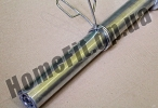 Гриф 2,2 м MK-2503 олимпийский оцинкованный купить в Киеве и Одессе