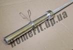 Гриф для штанги UA MK-2503 олимпийский 2,2 м (пружинные замки)