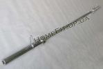 Гриф для штанги олимпийский 2,2 м до 450 кг (пружинные замки)