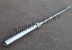 Гриф для штанги UA MK-3503 олимпийский 2,2 м (до 350 кг) оцинкованный