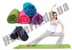 Полотенце для йоги Yoga mat towel:фото 4