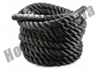 Канат для кроссфита COMBAT BATTLE ROPE 12 м Ø50 мм