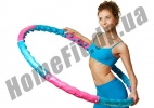 Хулахуп Dynamic Jiesen Hoop 6011 массажный обруч с магнитами:фото 2