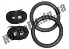 Кольца для кроссфита (гимнастические кольца): фото 2