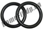 Кольца для кроссфита (гимнастические кольца): фото 3