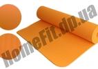 Yoga mat TPE+TC 6 мм однослойный