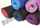 Коврик для йоги TPE, фитнеса, пилатеса, йогамат, фото 13